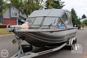 Used Action 20 Aluminum Fishing Boat For Sale
