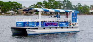 Used Trident Custom 24-Passenger Tour Boat Commercial Boat For Sale