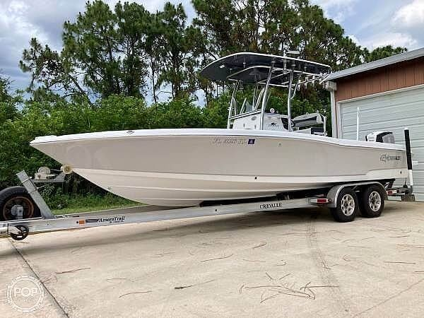 Used Crevalle 26 HCO Center Console Fishing Boat For Sale
