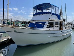 Used Maritime 41 Trawler Boat For Sale
