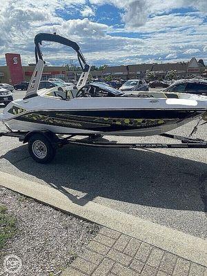 Used Scarab 165 ID Impulse Jet Boat For Sale