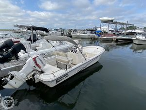 Used Carolina Skiff 18 JVX Skiff Fishing Boat For Sale