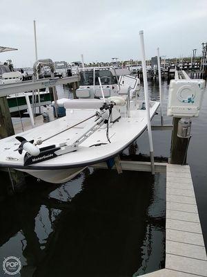 Used Gulf Coast 20 Pro Flats Fishing Boat For Sale