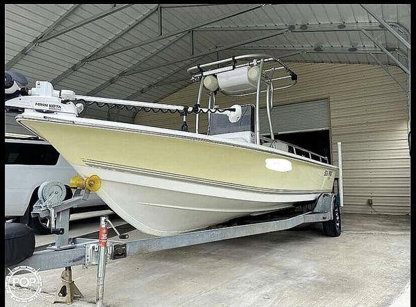 Used Sea Pro SV 1900 CC Center Console Fishing Boat For Sale