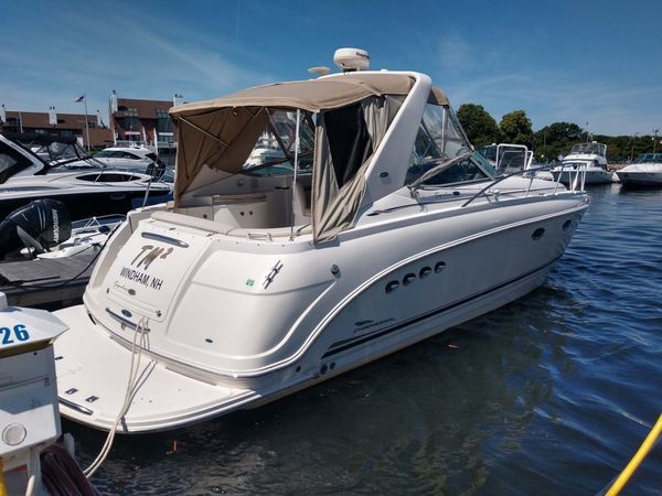 Used Chaparral 350 Signature Express Cruiser Boat For Sale
