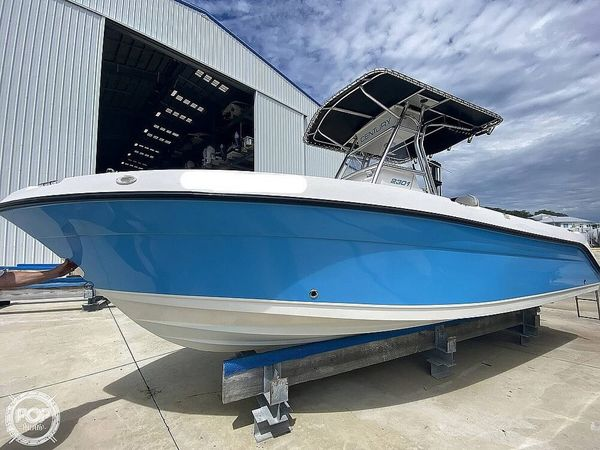 Used Century 2301 Center Console Fishing Boat For Sale