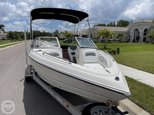 Used Stingray LX195 Bowrider Boat For Sale