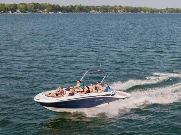 New Hurricane SunDeck Sport 205 IO Deck Boat For Sale
