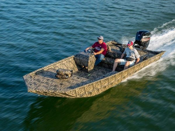 New Lowe Roughneck 2070 Sc Bass Boat For Sale