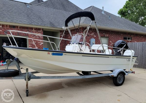 Used Boston Whaler Montauk 170 Center Console Fishing Boat For Sale