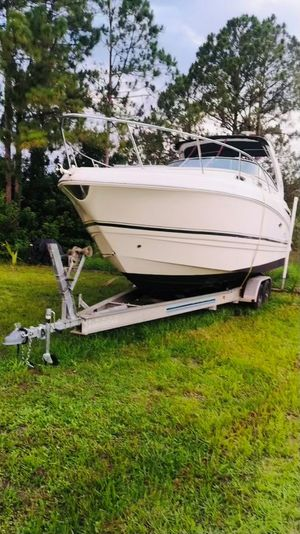 Used Chaparral Signature 280 Power Cruiser Boat For Sale