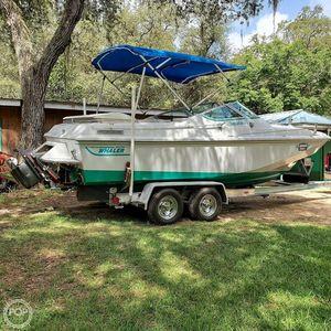 Used Boston Whaler 2200 Temptation MPFI Walkaround Fishing Boat For Sale