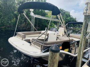 Used Bayliner Element XR7 Deck Boat For Sale