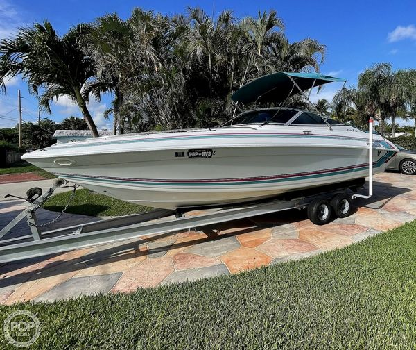 Used Formula F 232 LS Walkaround Fishing Boat For Sale