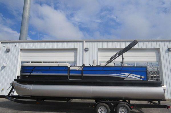New Godfrey SW 2486 SFL iMPACT Plus 29 in. Center Tu Pontoon Boat For Sale