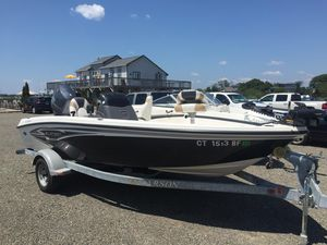 Used Larson FX 1750 SC Freshwater Fishing Boat For Sale