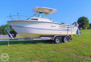 Used Hydra-Sports 2200 WA Walkaround Fishing Boat For Sale