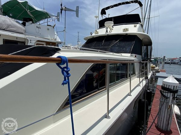 Used Hatteras Double Cabin Cruiser Boat For Sale