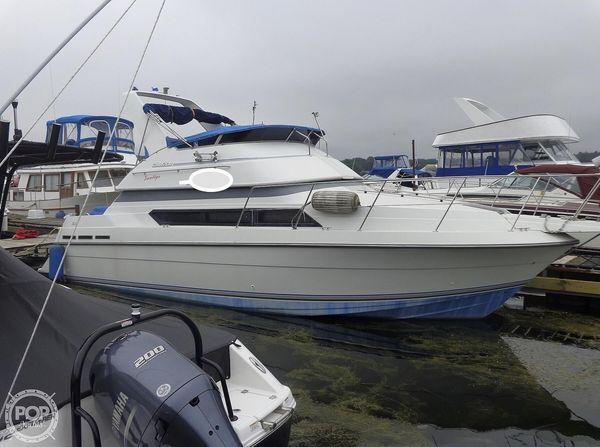 Used Carver 340 Santego Aft Cabin Boat For Sale