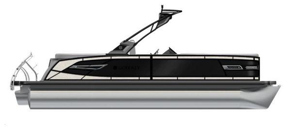 New Godfrey 256 SBW TWIN Pontoon Boat For Sale