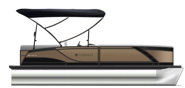 New Godfrey 235 SINGLE FLIP LOUNGE Pontoon Boat For Sale