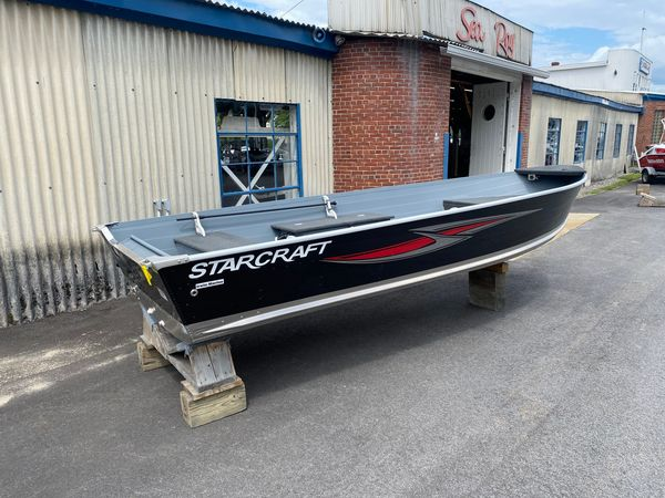 New Starcraft Ski and Fish Boat For Sale