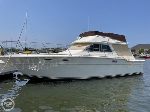 Used Sea Ray 355T Sedan Aft Cabin Boat For Sale