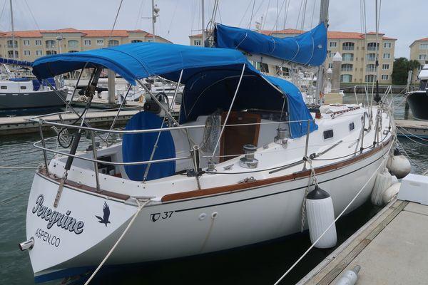 Used Tartan 37 C Sloop Sailboat For Sale