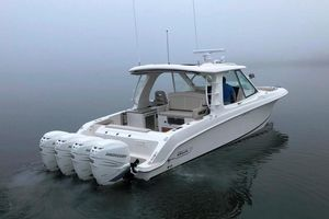 Used Boston Whaler 380 Realm Express Cruiser Boat For Sale