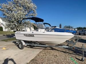 Used Campion 492 CC Center Console Fishing Boat For Sale