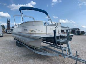 Used Avalon Catalina - 24' Freshwater Fishing Boat For Sale
