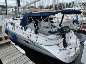 Used Catalina 375 Sloop Sailboat For Sale
