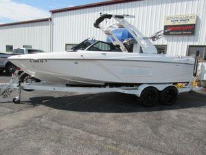 Used Malibu Wakesetter Lsv 23 Pontoon Boat For Sale