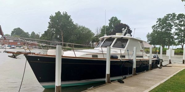 Used Sabre Downeast Fishing Boat For Sale
