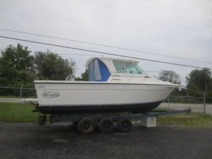 Used Baha Cruisers 277 Gle Freshwater Fishing Boat For Sale