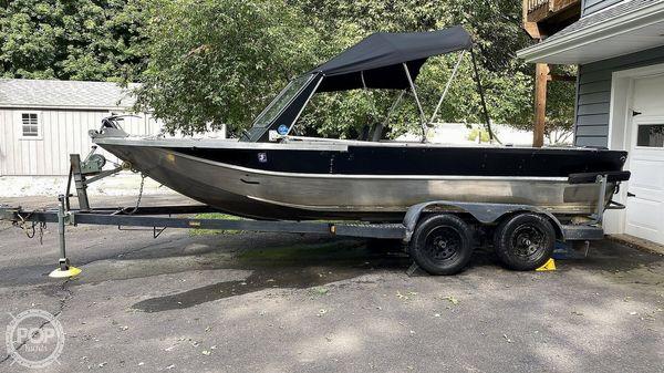 Used Motion Marine sx Aluminum Fishing Boat For Sale