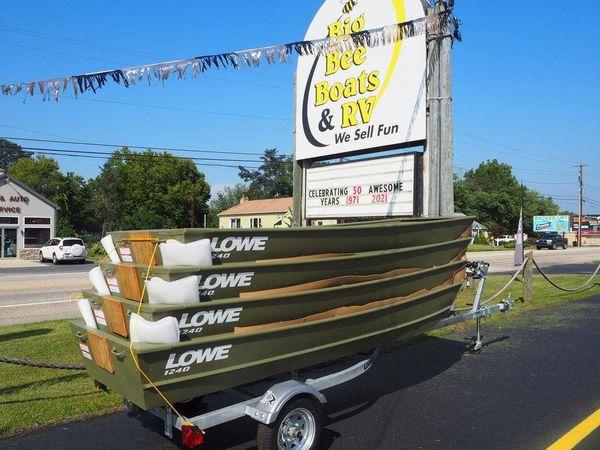 New Lowe L1240 Jon Freshwater Fishing Boat For Sale
