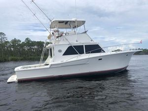 Used Jersey Dawn 40 Convertible Saltwater Fishing Boat For Sale