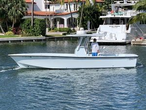 Used Egret 306 Center Console Fishing Boat For Sale