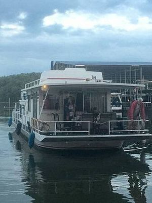 Used Jamestowner 14 x 53 House Boat For Sale