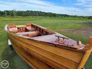 Used Custom 13 Skiff Fishing Boat For Sale