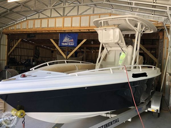 Used Glasstream 255 Pro Xs Center Console Fishing Boat For Sale