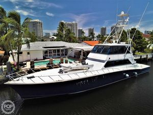 Used Lydia Yachts 92 Sportfisher Sports Fishing Boat For Sale