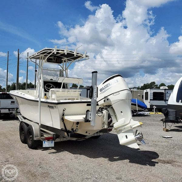 Used Mako 221B Center Console Fishing Boat For Sale