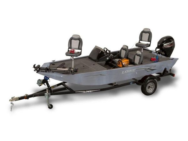 New Lowe Skorpion 16 Bass Boat For Sale