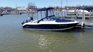 Used Seaswirl 1851DC Dual Console Boat For Sale