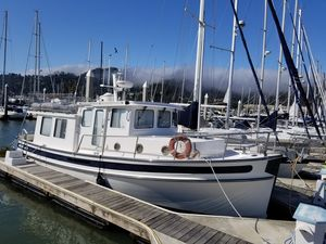 Used Nordic Tugs 37 Trawler Boat For Sale