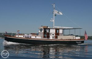 Used Star Shipyards #5 Pacific Pilot Trawler Boat For Sale