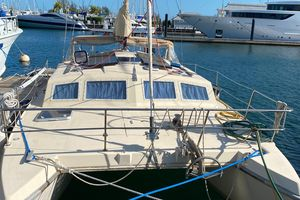 Used Prout Quest 33 Catamaran Sailboat For Sale