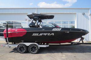 Used Supra SA 400-550 Power Cruiser Boat For Sale